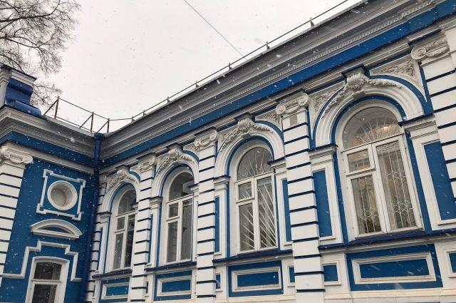 В год театр пермский ТЮЗ отмечает 55-юбилей.