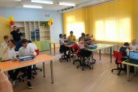 В Детском лечебно-реабилитационном центре открыли класс конструирования