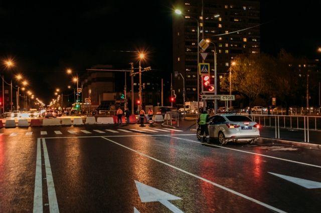 В Тюмени открыли прямое движение по улице Николая Федорова