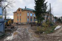 Детский сад в посёлке Ривицкий Максатихинского района Тверской области.