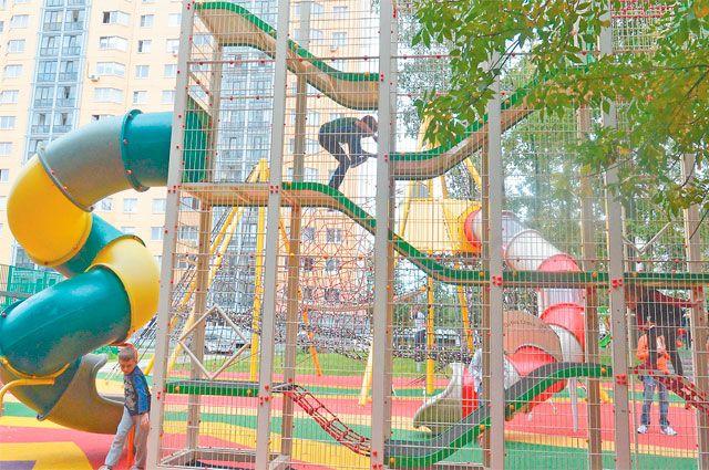 Панда-парк стал негласным лидером среди развлечений Зюзина, согласно опросу жителей района.