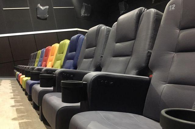 Кино в Новосибирске