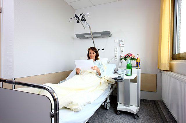 Лечебное лежание. Как правильно нужно выдерживать постельный режим?