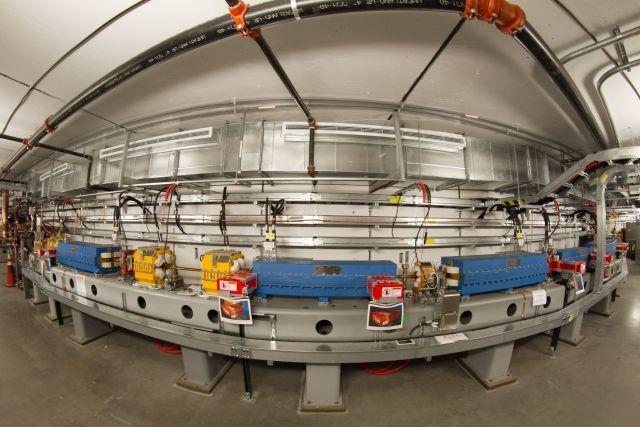В Кольцово построят источник поколения 4+ с энергией 3 ГэВ до конца 2023 года.