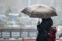 В регион пришёл циклон, который принёс интенсивные осадки.