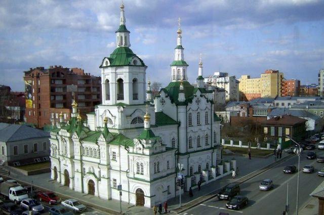 В Тюмени отремонтируют Спасскую церковь