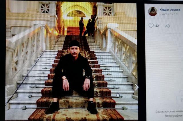 28-летний маг из Сыктывкара Кудрат Ахунов участвует в 20 сезоне мистического шоу.