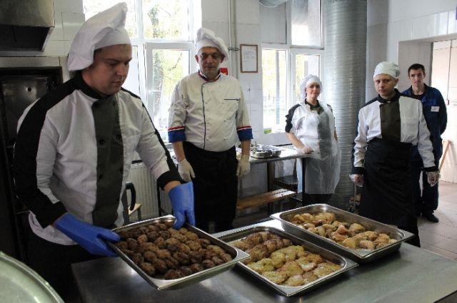 На Балтийском флоте прошёл День белорусской кухни