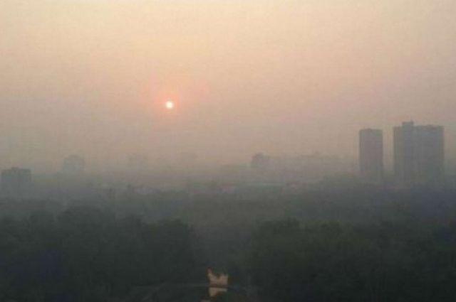 Столицу окутал густой туман: директор гидрометцентра назвал причину