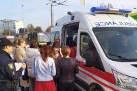 Во Львове произошло столкновение маршруток: есть пострадавшие