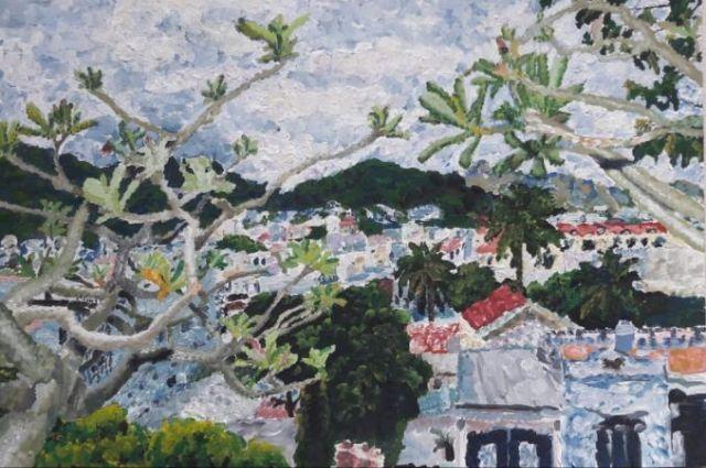 Картина войдет в специальную экспозицию, открывающуюся 1 ноября.