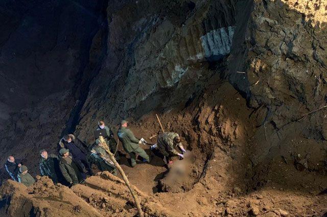 В Подмосковье обнаружены тела четырех жертв преступного сообщества, возглавляемого Шишкановым.