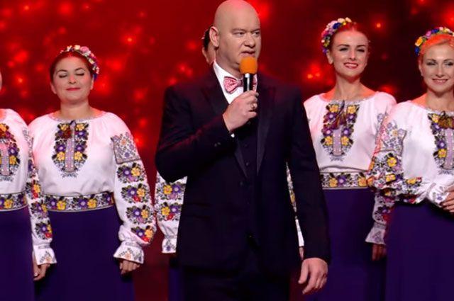«Квартал» и хор Веревки спели песню про пожар у Гонтаревой.