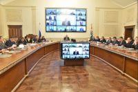 Бюджет одобрили в правительстве НСО
