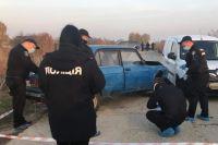 ДТП под Киевом закончилось стрельбой: есть пострадавший