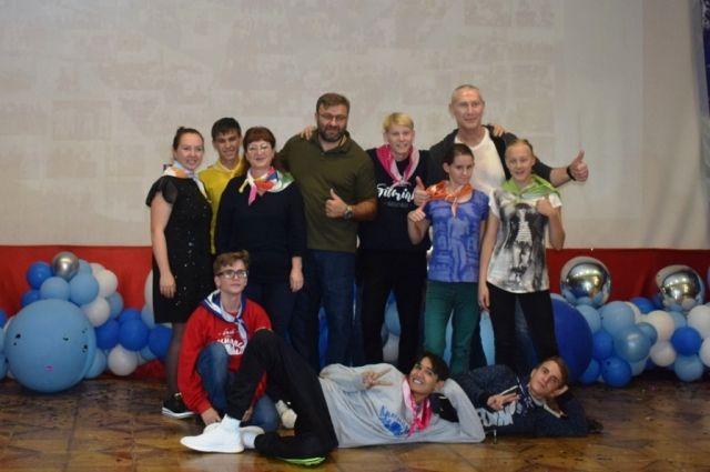 Воспитанники Берёзовского психоневрологического интерната стали лучшими почти во всех конкурсах.