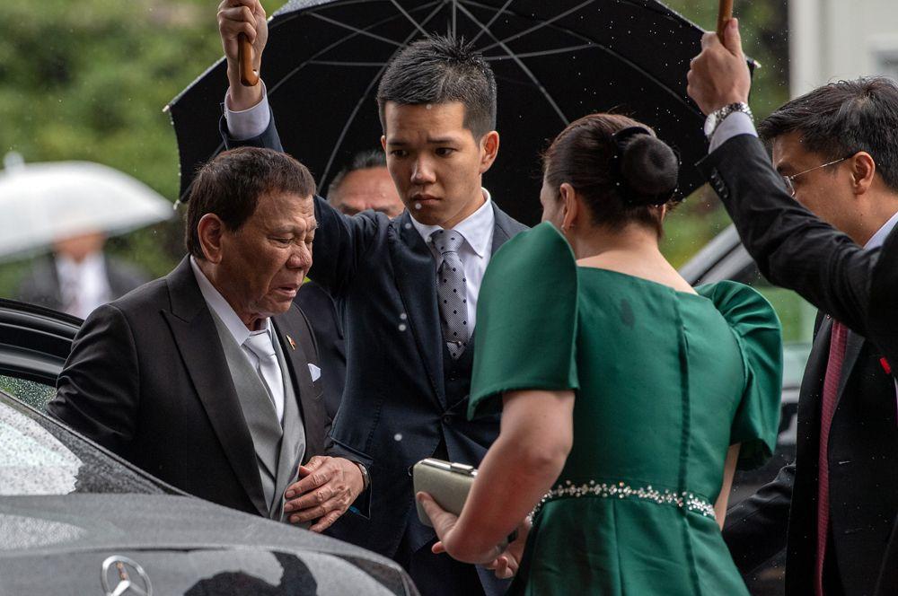 Президент Филиппин Родриго Дутерте.