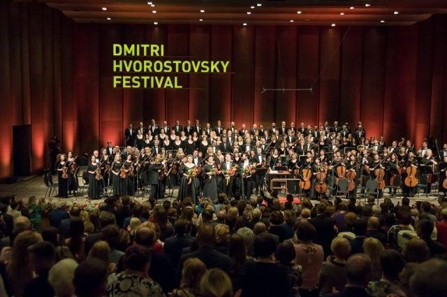 Призовой фонд международного Конкурса вокалистов имени Дмитрия Хворостовского составит 100 000 евро.