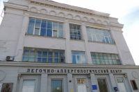 Музей находится в старом корпусе больницы.