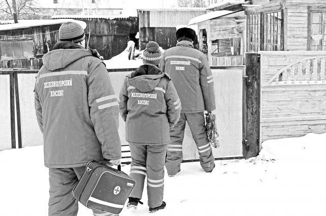 Волонтеры приходят на помощь тяжелобольным людям
