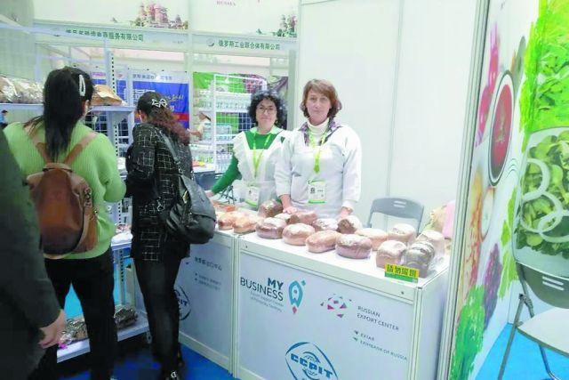 Российский хлеб в Китае пользуется большим спросом.