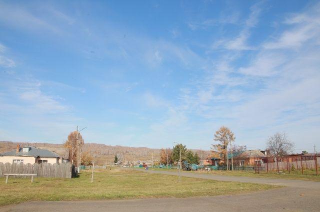 Вот так сейчас выглядит родная деревня Леонова, которую обещают облагородить.