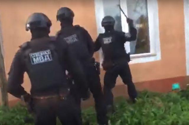 «Закладчик» наркотиков задержан в Калининграде