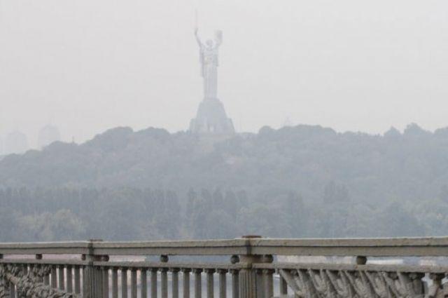 Октябрьский смог: столица обошла Пекин по уровню загрязнения воздуха