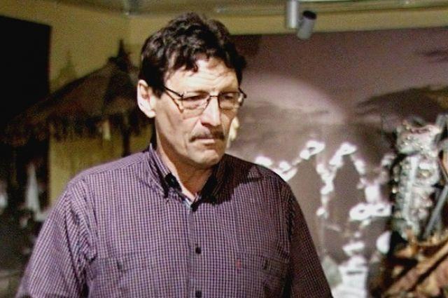 Михаил Копейкин с детства интересовался подводной археологией