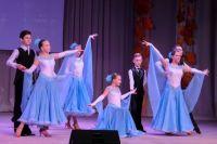 На концерте выступали титулованные творческие коллективы района.