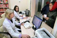 После объединения всех поликлиник города с 1 февраля 2019 г. не было сокращений ставок медицинского персонала.