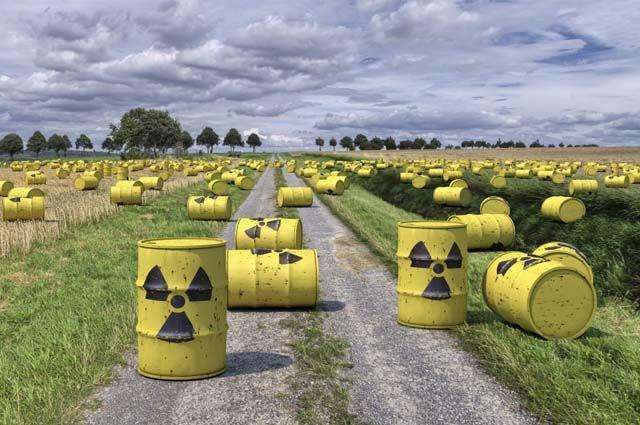 Под Ухтой не планируют строить объект по захоронению радиационных отходов.