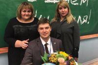 Глава Тюмени встретится с лауреатом конкурса «Учитель года России – 2019»