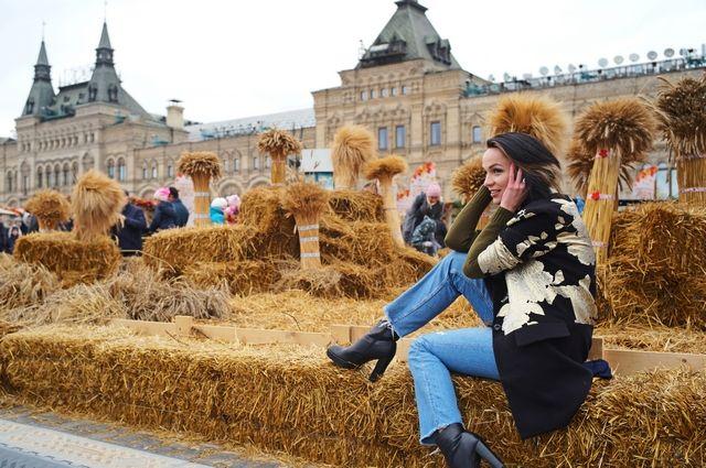 Синоптики назвали октябрь одним из самых теплых в Москве за всю историю photo