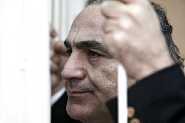 Уголовного авторитета Тариела Ониани экстрадировали из Российской Федерации вИспанию