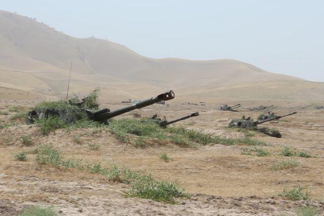 Армия РФ впервые применит боеприпасы «Краснополь» на учении в Таджикистане photo