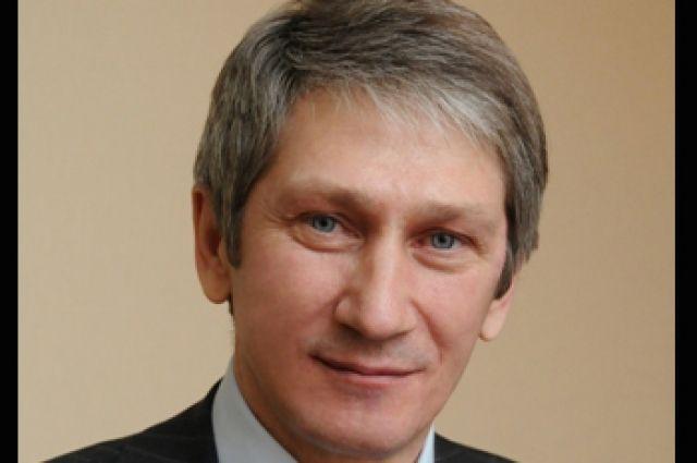 Депутат заксобрания НСО Анатолий Вандакуров