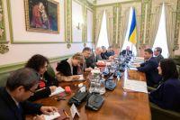 Богдан провел встречу с послами стран «Большой семерки»: что известно