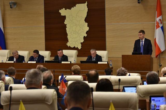 Глава региона отметил позитивные моменты развития Прикамья.
