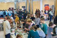 Тюменские подростки учились мечтать на Rocket Forum