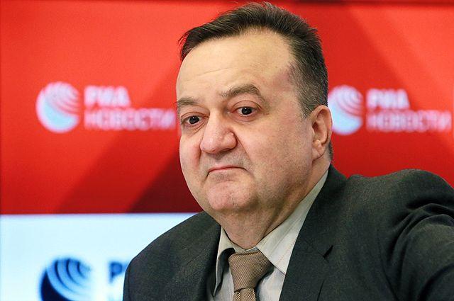 Глава Союза предпринимателей и арендаторов России Андрей Бунич.