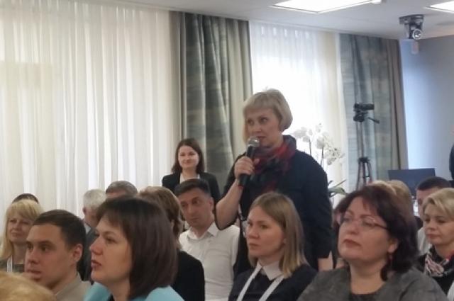 В Тюмени обсудили, как изменить законы РФ по работе со сложными детьми