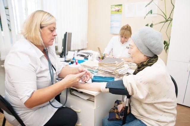 Детская поликлиника в Тейкове в лучшем состоянии, чем взрослая. Взрослую, возможно, построят заново