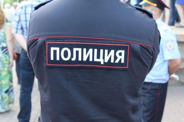 ЧП случилось на улице Калинина.