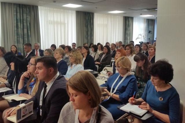 В Тюмени педагоги РФ обсуждали, как снизить подростковую преступность