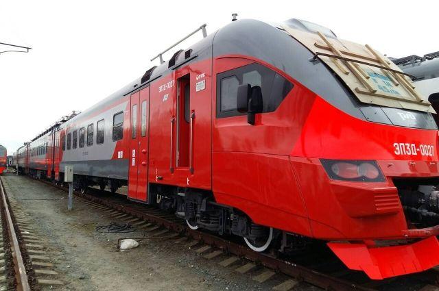 4 ноября пригородные поезда будут ходить по другому расписанию