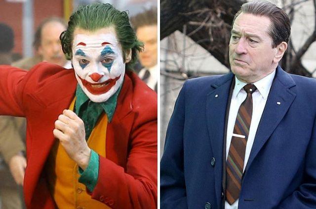 «Джокер» против «Ирландца».