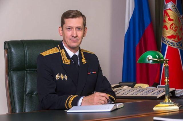 У ФСБ по Калининградской области новый начальник
