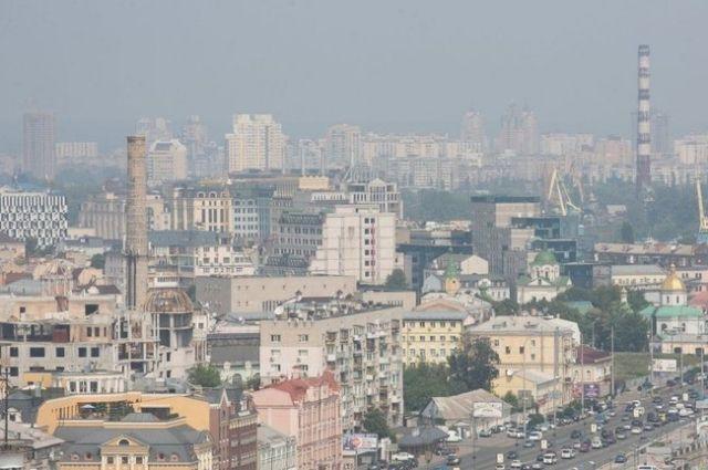 Загрязнение воздуха в Киеве: Минздрав сообщил результаты анализа