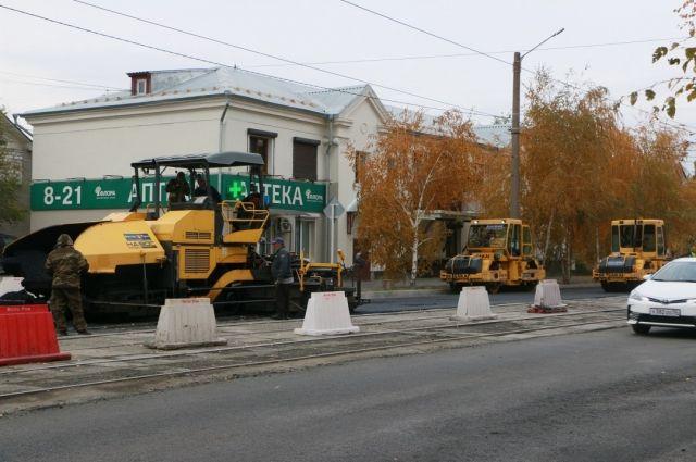 В Орске по нацпроекту за год отремонтировано свыше 15 км дорог.